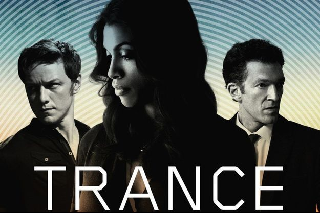 """L'affiche de """"Trance"""""""