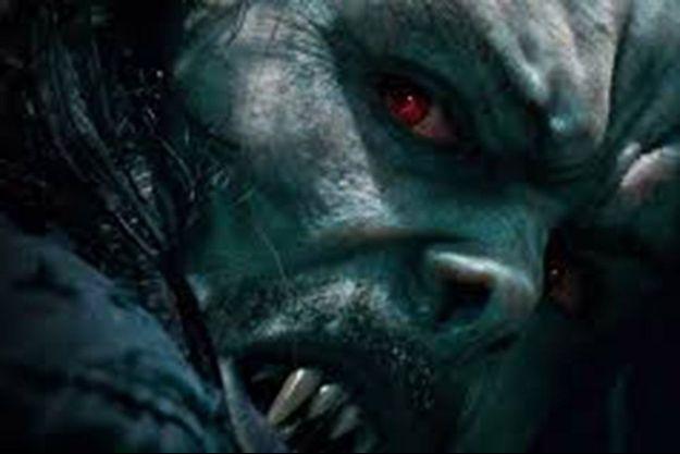 """Une image de """"Morbius"""""""