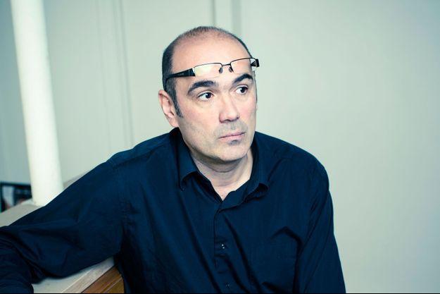 Vincent Garenq, le réalisateur de «L'Enquête».