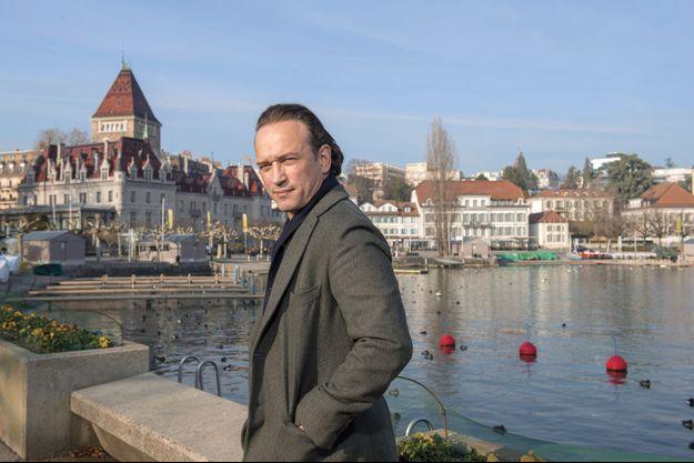 Vincent Pérez de retour à Lausanne.