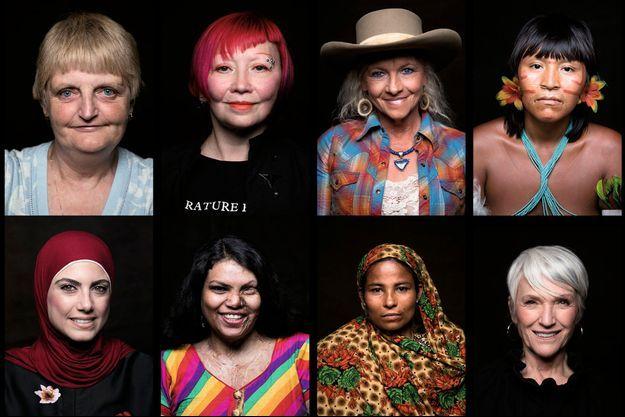 Call-girls, paysannes, sportives, mères voilées de 8 enfants, elles s'expriment toutes avec une surprenante sincérité.