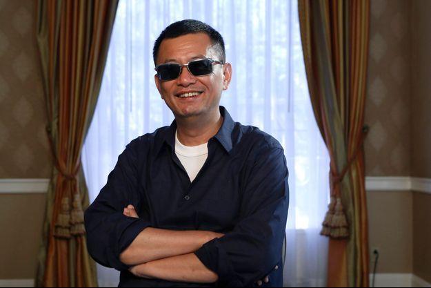 Wong Kar-waï en 2013