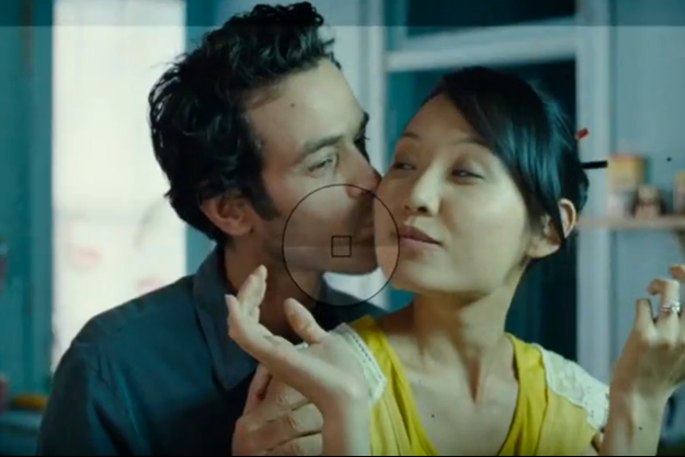 Romain Duris et Shuya Chang