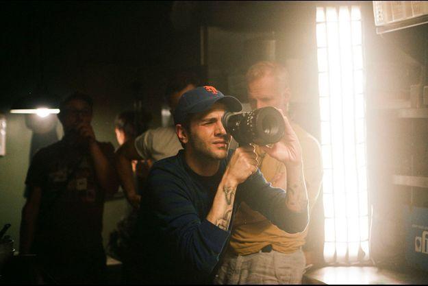 Xavier Dolan sur le tournage de « Ma vie avec John F. Donovan »;