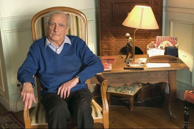 """Albert Kantof : """"Le 21 août 1944, nous libérons Limoges''"""