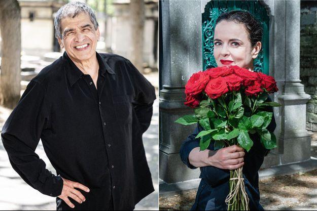 Daniel Picouly et Amélie Nothomb