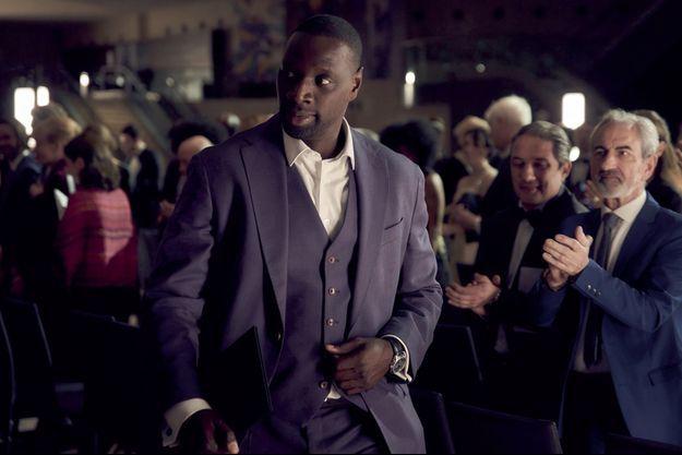 "Omar Sy dans ""Lupin"" sur Netflix."