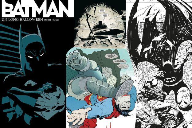 Batman en BD