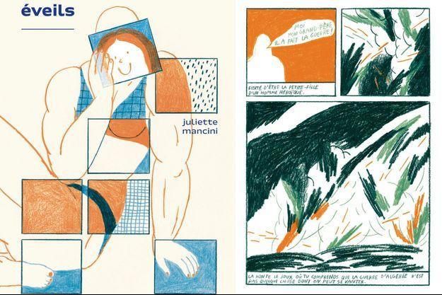 « Eveils », de Juliette Mancini, éd. Atrabile, 128 pages, 18 euros. Sortie le 19 février.