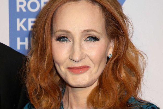 J.K. Rowling en décembre 2019.
