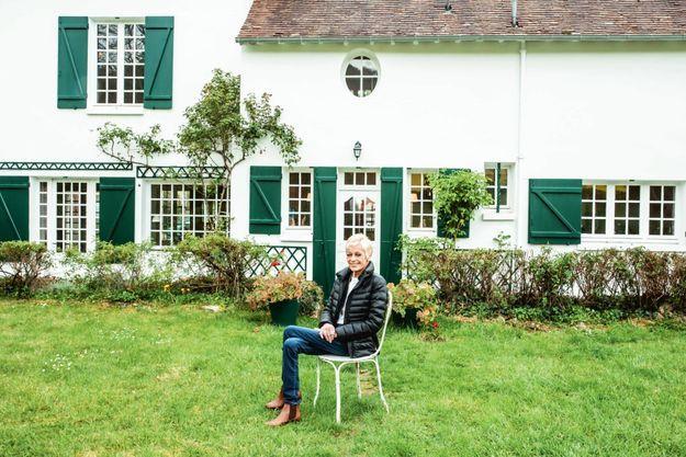 Dans la maison de Françoise Bourdin