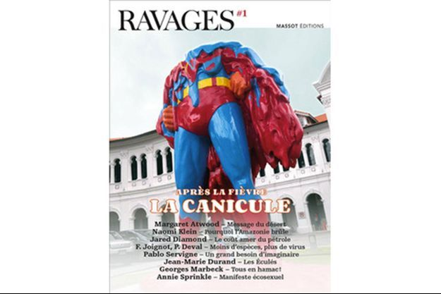 « Ravages », 140 pages, Massot Editions.