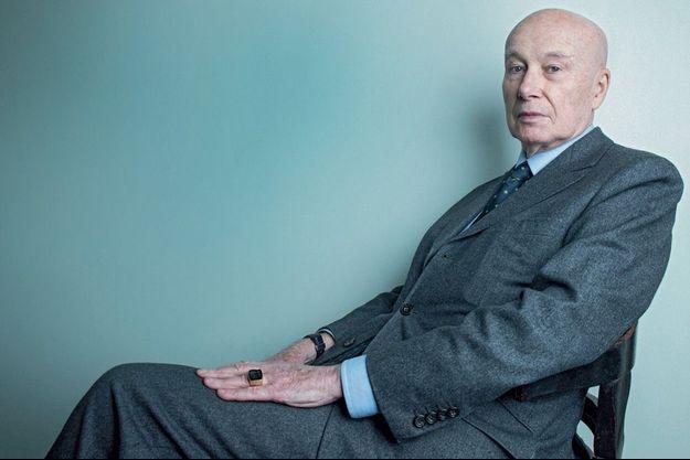 Après 50 ans de carrière, Matzneff a reçu le Renaudot l'année dernière pour son essai «Séraphin, c'est la fin».