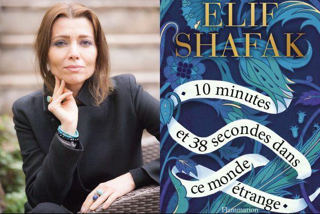 Elif Shafak et son livre, « 10 minutes et 38 secondes dans ce monde étrange »