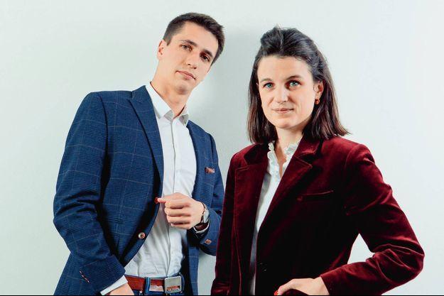 Eugénie Bastié & Maxime Lledo : génération à réactions