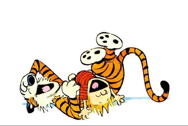 """""""Calvin et Hobbes"""" de Bill Watterson"""