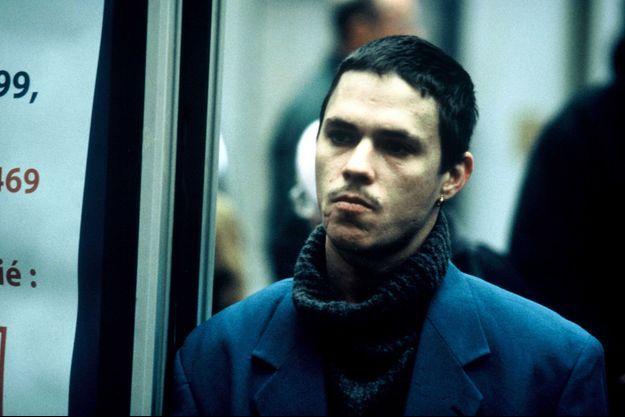 """Gerald Thomassin en 2000 dans """"Le paria"""" de Nicolas Klotz."""