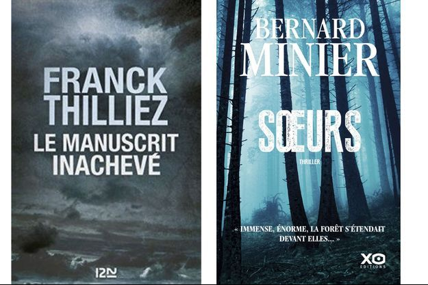 Franck Thilliez / Bernard Minier : l'équilibre de la terreur