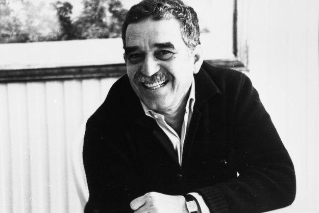Gabriel Garcia Marquez, en 1982.