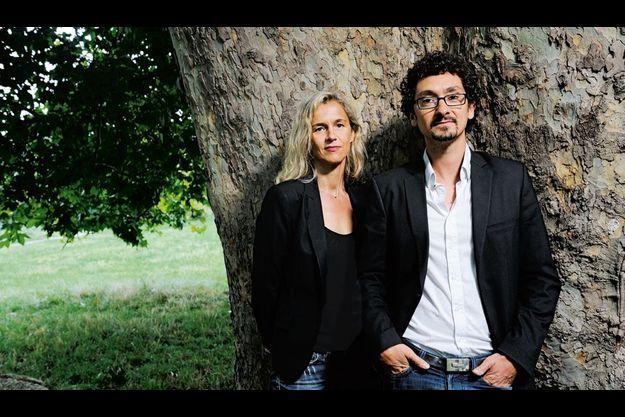 Delphine de Vigan et David Foenkinos.