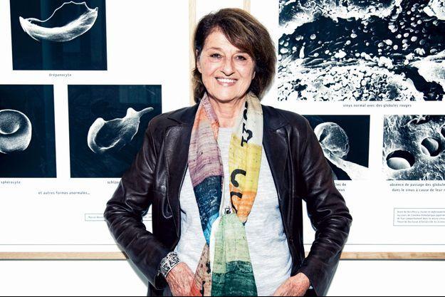 Pr Hélène Merle-Béral, hématologue.