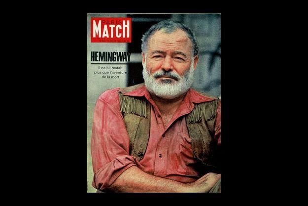 Chasseur dans les Rocheuses : un faisan, un canard... Pour Paris Match, il avait réalisé de nombreux reportages sur la tauromachie