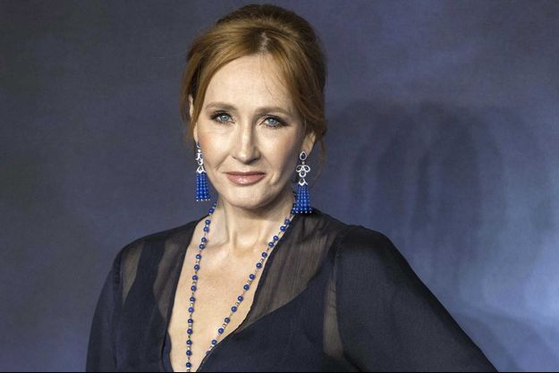 J.K. Rowling en novembre 2018.