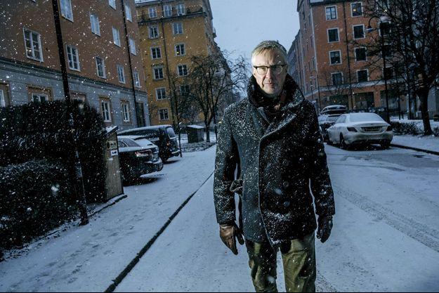 Jan Stocklassa sur la piste de Stieg Larsson