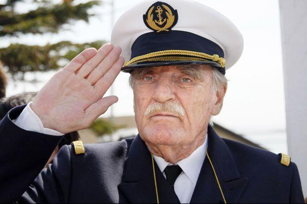 Jean Raspail, en 2008.