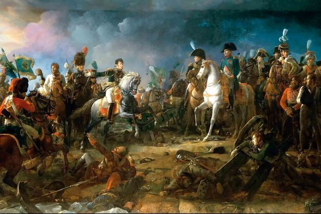 Austerlitz Napoléon