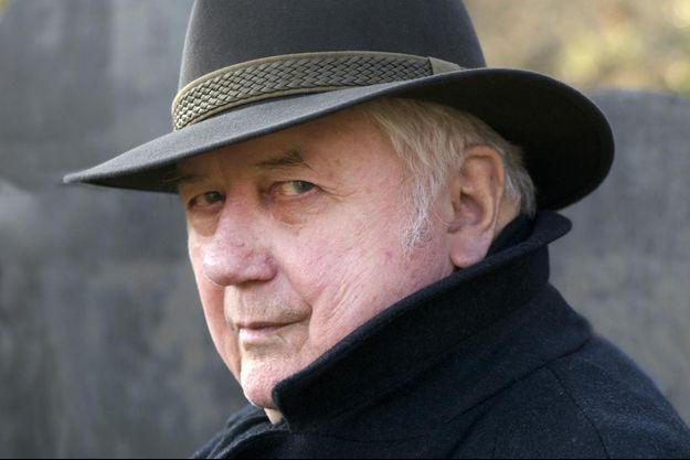 Jean Vautrin en 2009.