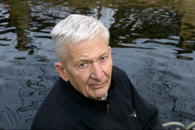Per Olov Enquist en septembre 2019.