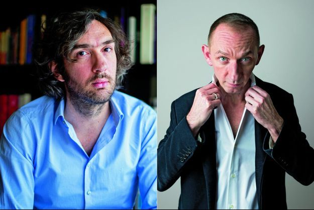 Arnaud Le Guern et Philippe Joanny