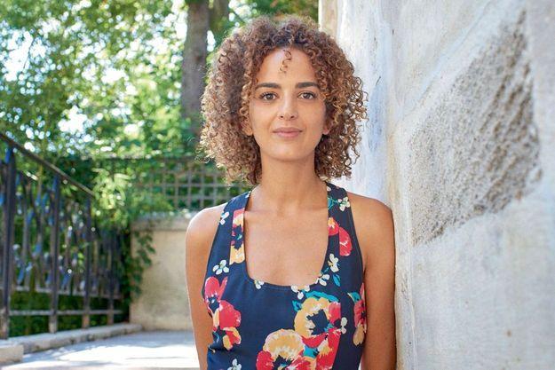 """Leila Slimani pour """"Chanson Douce""""."""
