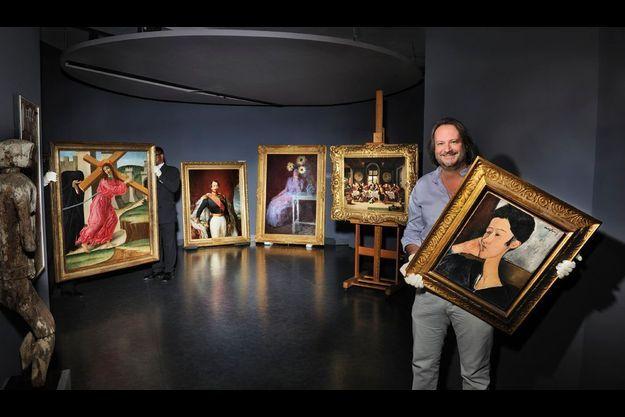 A défaut de bougies, Marc Restellini, nous dévoile cinq joyaux de la collection permanente.