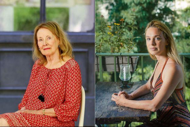 Annie Ernaux et Lætitia Dosch