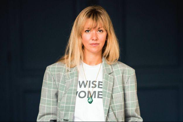 Lauren Bastide s'en va-t-en guerre