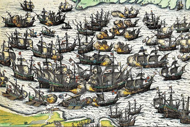 Laurent Joffrin sur les traces de l'Invincible Armada