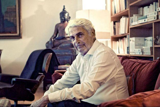 Jean-Claude Lattès est mort samedi à Paris.