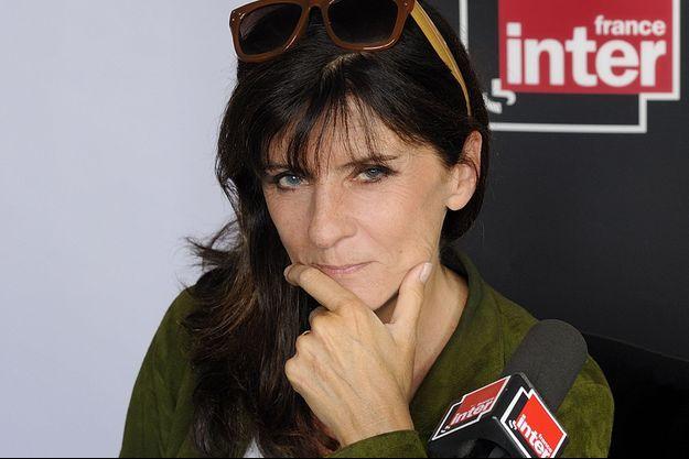 """Christine Masson, auteur de """"Aller au cinéma ou faire l'amour""""."""