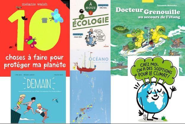 Les titres issus de notre sélection littérature jeunesse de la semaine.