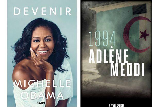 """""""Devenir"""" et """"1994"""", les deux livres plébiscités."""