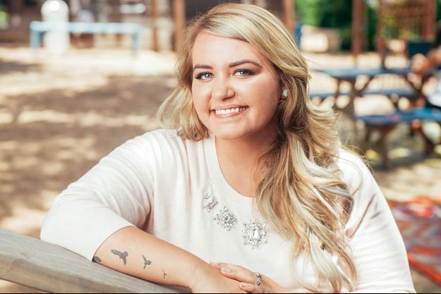 Anna Todd, chez elle, à Austin, au Texas.