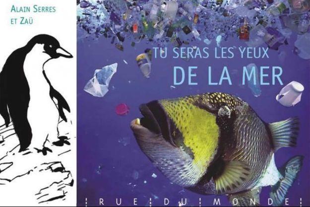 « Tu seras les yeux de la mer », d'Alain Serres (éd. Rue du Monde)