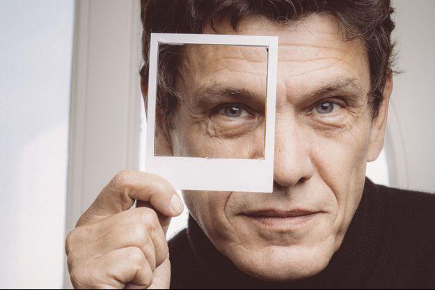 Marc Lavoine répond aux questions de Paris Match à l'occasion du Salon du Livre