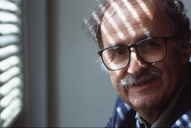 Georges-Jean Arnaud, en 1992.