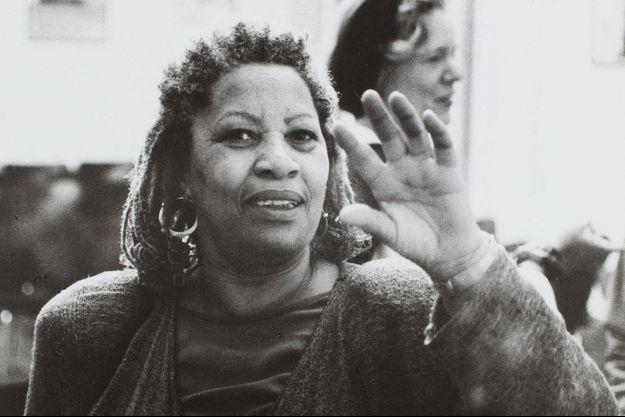 Toni Morrison en 1993.
