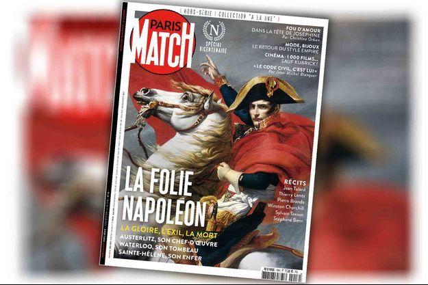 Napoléon hors série Paris Match