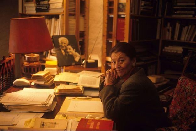 Edmonde Charles-Roux en 1998