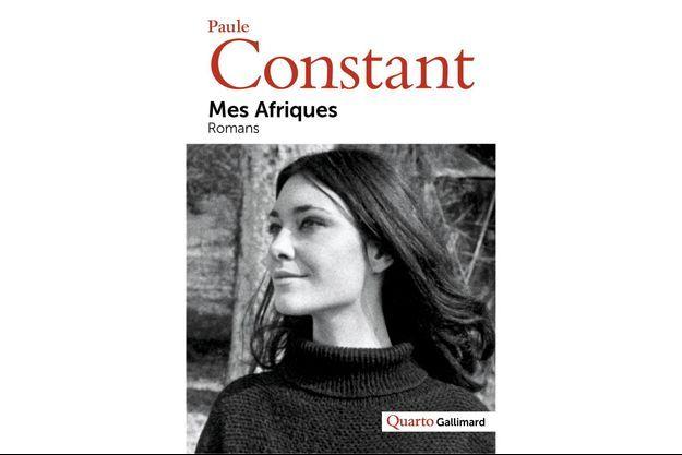 Paule Constant : le recueil intime